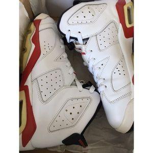 Jordan 6 Bulls